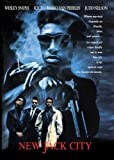 New Jack City Movie Poster (27 x 40 Inches - 69cm x 102cm) (1991) Style B -(Wesley Snipes)(Ice-T)(Mario Van Peebles)(Chris Rock)(Judd Nelson)(Tracy C. Johns)