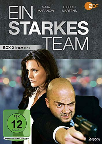 Ein starkes Team - Box 2 (Film 9-16) (4 DVDs)