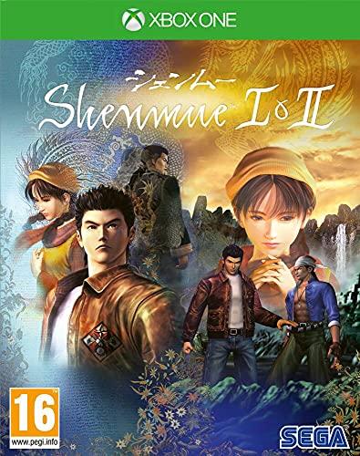 Shenmue I & II (JPN VOICE)