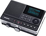 Sangean DAR-101 Tarjeta flash - Dictáfono (MP3,WMA, 8 Ω, LCD, 60 x 29 mm, USB, Tarjeta flash)