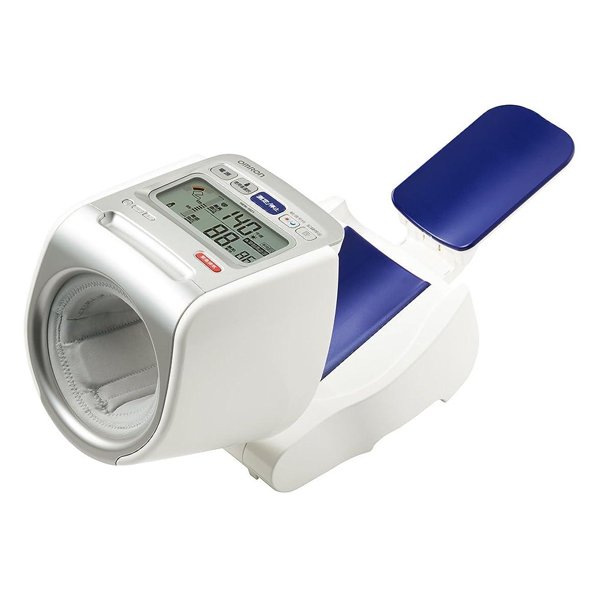 平日標準不規則なオムロン 血圧計 上腕式 全自動タイプ HEM-1021