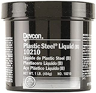 Best plastic steel liquid Reviews