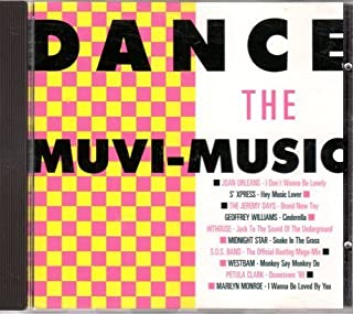 Joan Orleans, Geoffrey Williams, S'xpress, S.o.s. Band, Jeremy Days, Paco.. By Dance the Muvi-Music (1989) (0001-01-01)