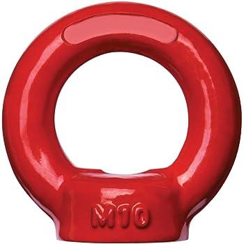 M8 /ösenmutter 304 edelstahl Ringmuttern Packung mit 5