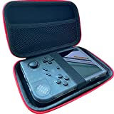 Kado RG351V Case Portable Protection Bag Carrying Case for Anbernic RG351V Console Handheld Retro Game Console