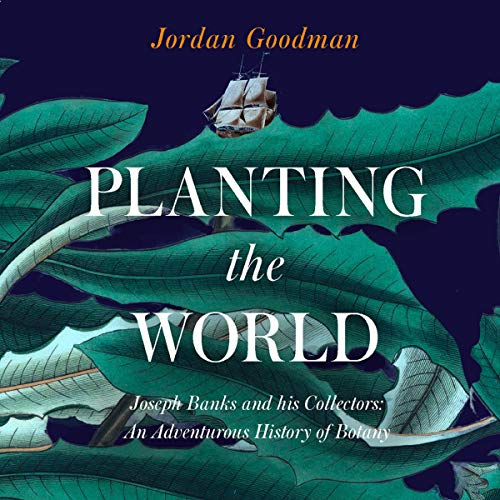 Planting the World cover art