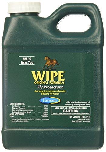 Farnam Wipe Original Formula Fly Protectant, 16 oz