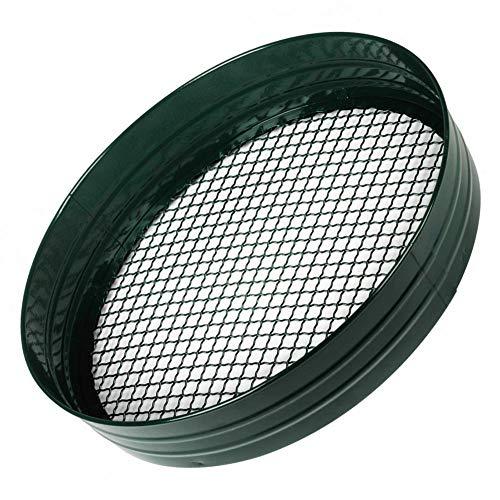 Arnero de Metal y plástico 1/4. Para filtrar hojarasca y demás abonos orgánicos sólidos.