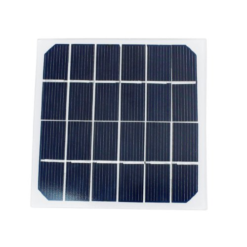 Aexit Quadratische Form Tempering Glass Solar Energy Transformer Ladegerät Panel 6V 330mA (252070a5488cfb34ae6aa4984d6998d7)