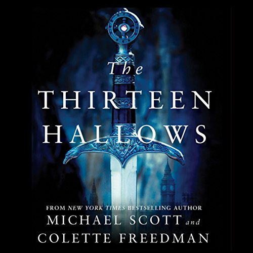 Couverture de The Thirteen Hallows