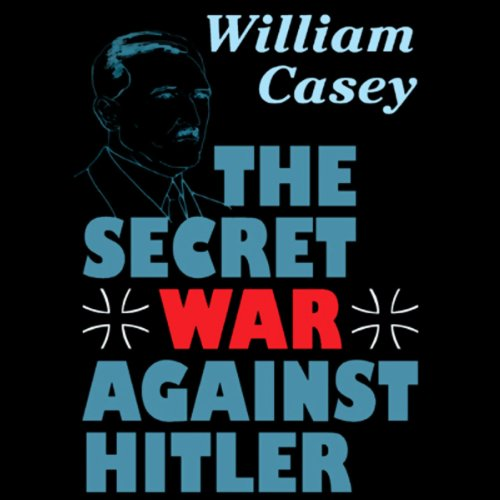 The Secret War against Hitler cover art