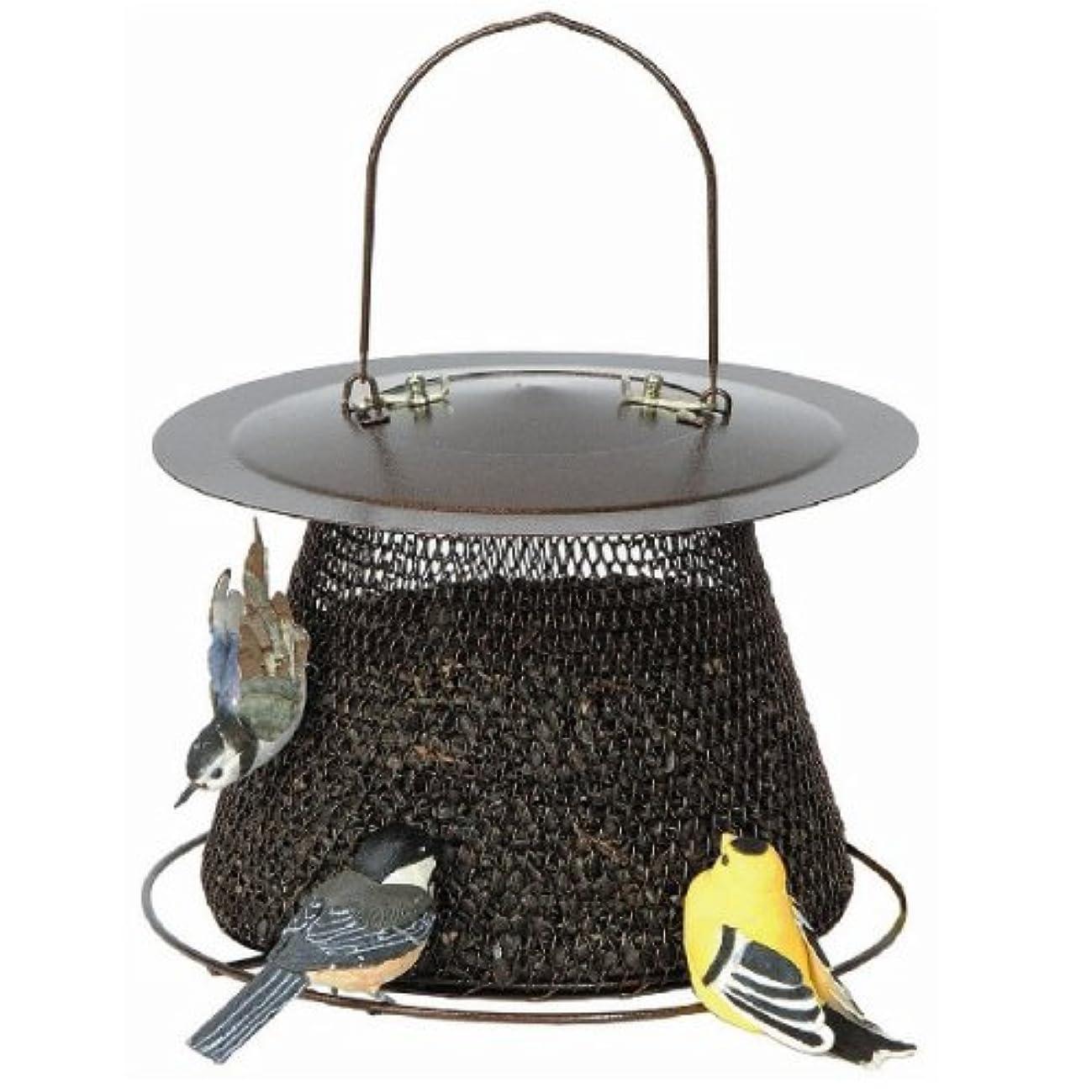 No/No Bronze Original Bird Feeder BZ00324