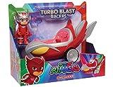 PJ Masks Turbo Blast Vehicles-Owlette