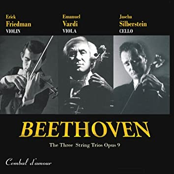 Ludwig van Beethoven: The Three String Trios, Opus 9