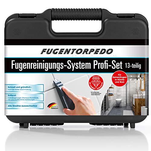 Fugentorpedo Profi Set 13 teilig im Koffer SPARSET