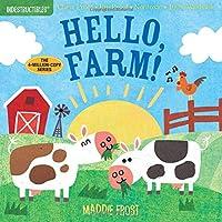 Hello, Farm! (Indestructibles)
