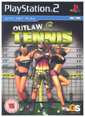 Outlaw Tennis (Playstation 2) [importación inglesa]