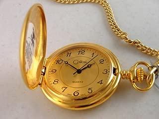 Colibri Gold Pocket Watch Vws095105