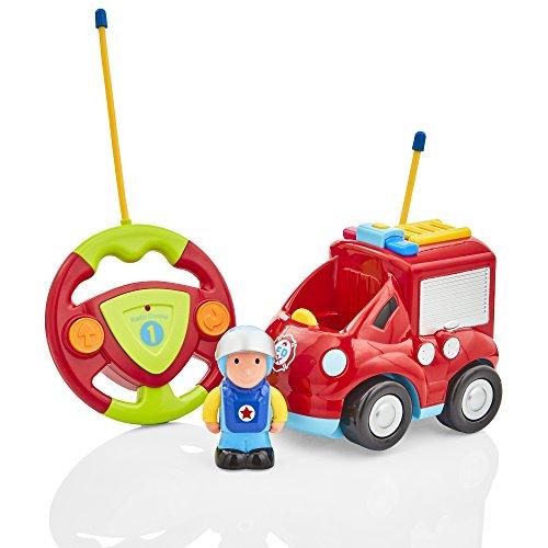 RC Feuerwehr kaufen Feuerwehr Bild 1: Tippi Mein erstes Fernsteuerungs-Feuerwehrauto*