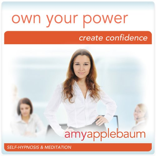 Own Your Power (Self-Hypnosis & Meditation) audiobook cover art