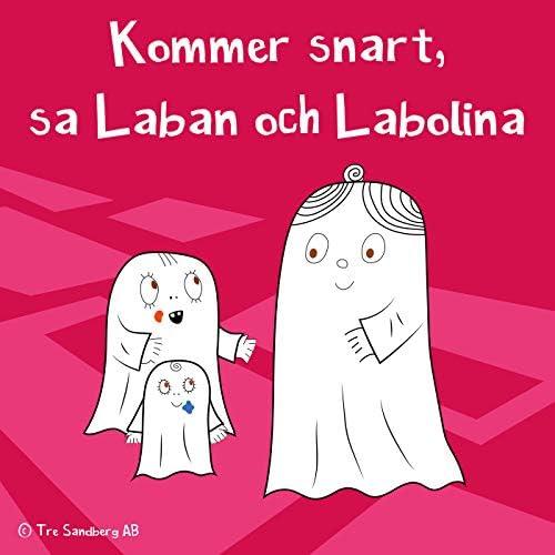 Lilla Spöket Laban och hans vänner, Labolina & Inger Sandberg