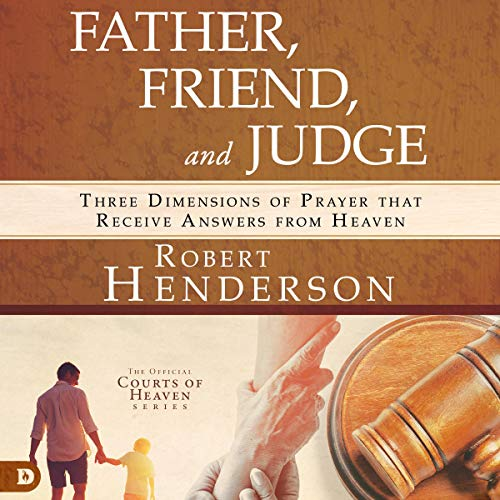 Couverture de Father, Friend, and Judge