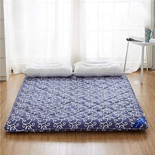 Japanese Floor Mattress, Thick Futon Mattress, Tatami Sleeping Mat Foldable Dorm Mattress Mattress for Kids Dorm Bed Baby Bed B 100x200cm (39x79 inch)