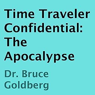 Time Traveler Confidential cover art