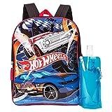 Hot Wheels Backpack Combo Set - Hot Wheels Boys' 3...