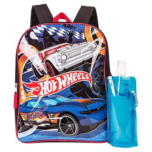 Hot Wheels Backpack Combo Set - Hot Wheels Boys