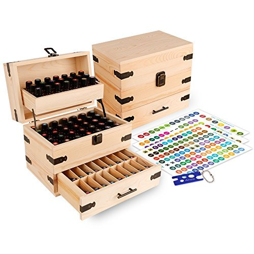 doterra wood display - 5
