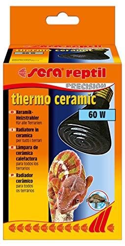 sera 32010 Reptil Thermo Ceramic 60 W/E27 - Estufa de cerám