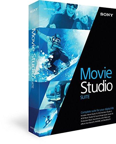 SONY Movie Studio 13 Suite Box