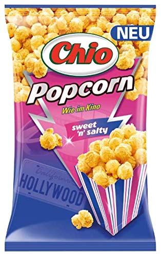 Chio Popcorn sweet 'n salty 120g