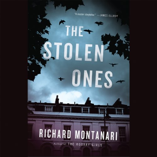 The Stolen Ones audiobook cover art