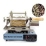 Coffee Roaster Gas Burner Coffee Roasting Machine Coffee Beans maker for Home Coffee Shop