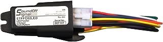 SoundOff LED Light Flasher - 2 Output w/ 8 Flash Patterns - ETFFC02LED