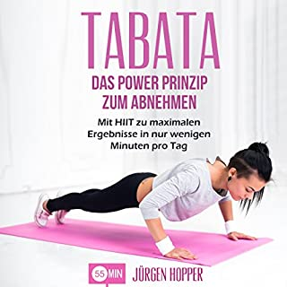 Tabata: Das Power Prinzip zum Abnehmen Titelbild