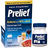 Prelief Acid Reducer Caplets 120 Count Dietary Supplement