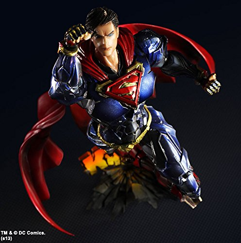 Figura Superman Play Arts Variant 27 cm