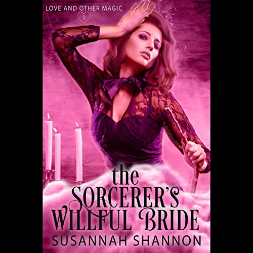 The Sorcerer's Willful Wife  By  cover art
