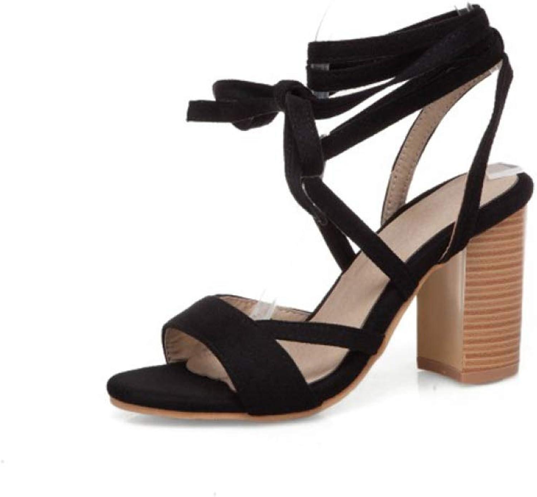 Real Sandalias women Big Size 32-50 shoes Women Sandals High Heels Summer Style