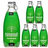 PALMENSAFT KOKOSWASSER | höchste Qualität | 6x250ml Glasflasche | 1500ml | Erstklassig | wie eine Trinkkokosnuss in...
