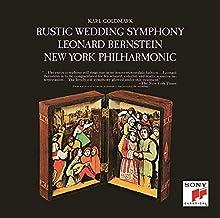 Goldmark: Rustic Symphony Etc