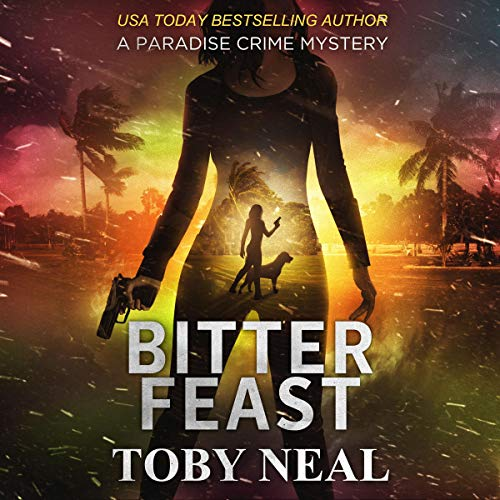 Bitter Feast audiobook cover art