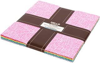Violet Craft Modern Classics Ten Square 42 10-inch Squares Layer Cake Robert Kaufman Fabrics