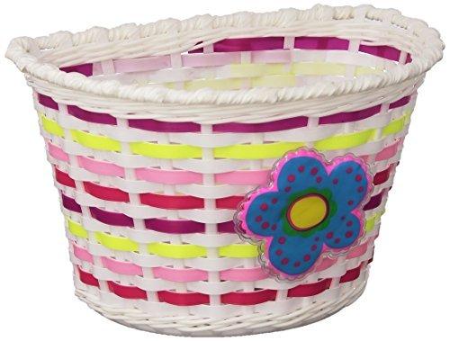 Schwinn Girl 's Bike Basket by Schwinn