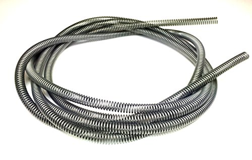 The Stop Shop Stainless Brake Line Protector (Gravel Guard Spring) for 3/16