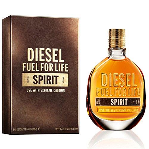Diesel Fuel For Life Spirit FOR MEN by Diesel - 75 ml EDT Spray