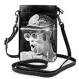 Elton John - Cartera pequeña para bolso de mujer